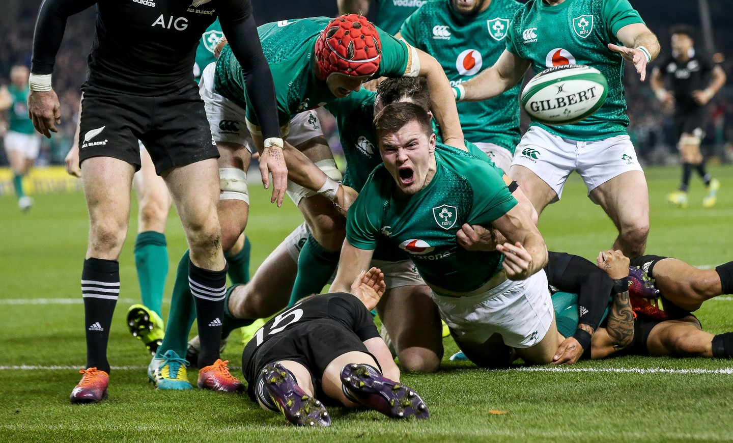 A Star is Born: The Rise and Rise of Jacob Stockdale