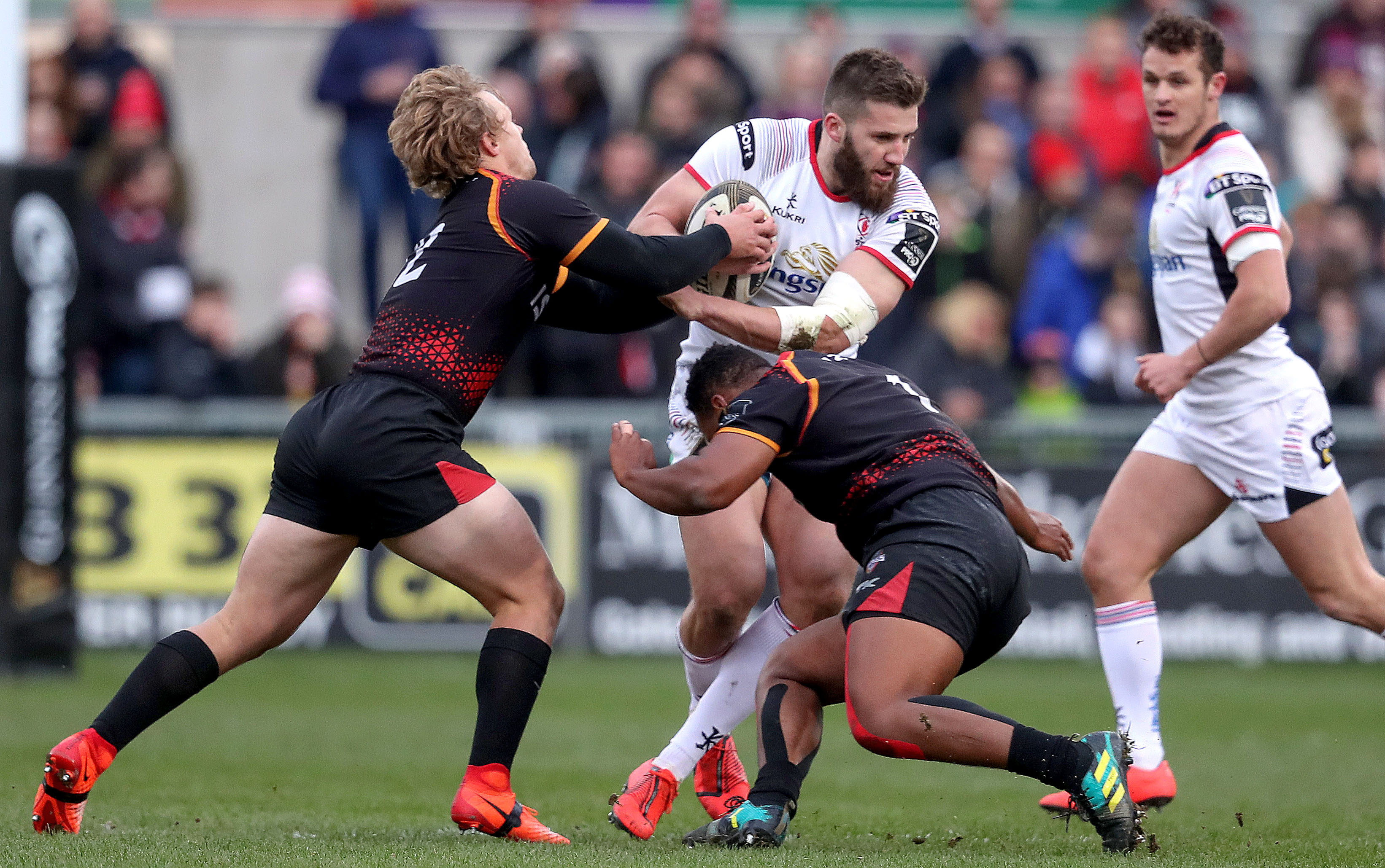 Ulster count cost of bonus point win over Southern Kings