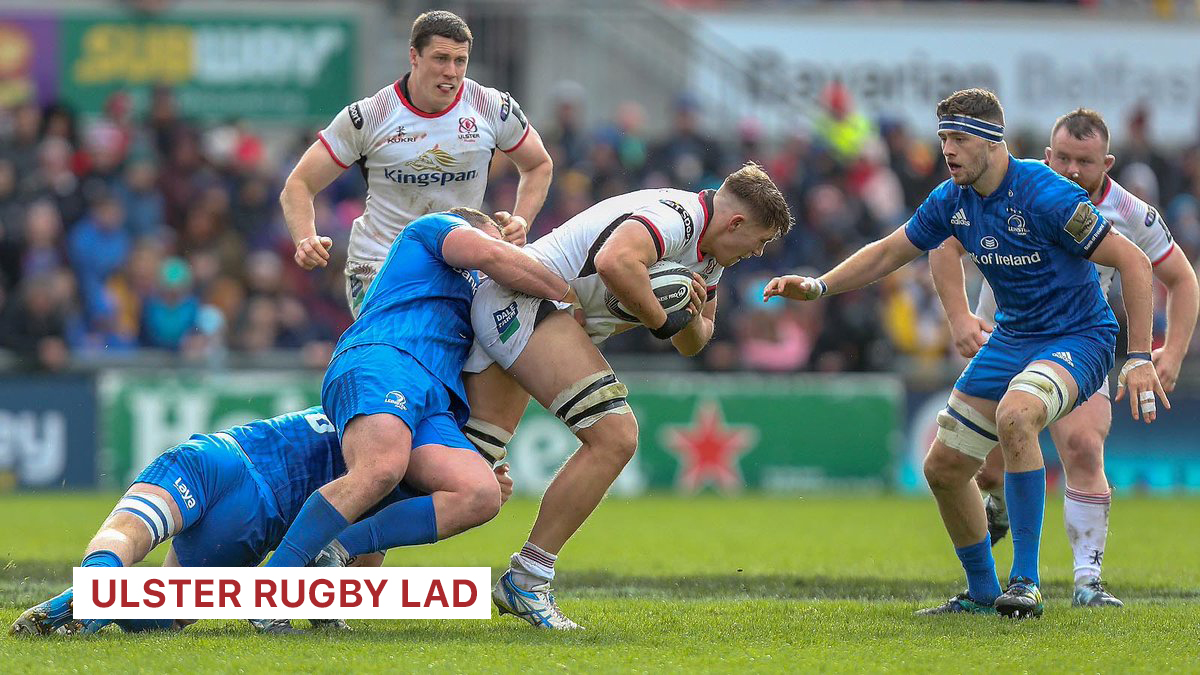 Payne: Ulster's Win Over Rivals Leinster 'means a heck of a lot'