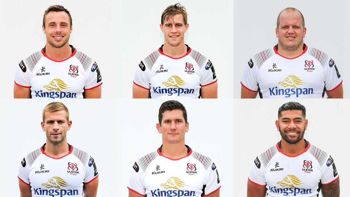ulster rugby team