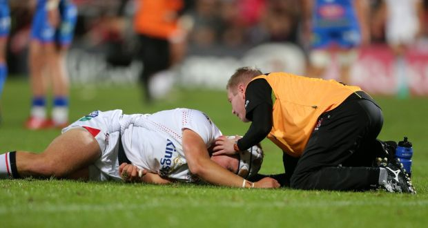 Ulster Rugby Lad meets… Luke Marshall