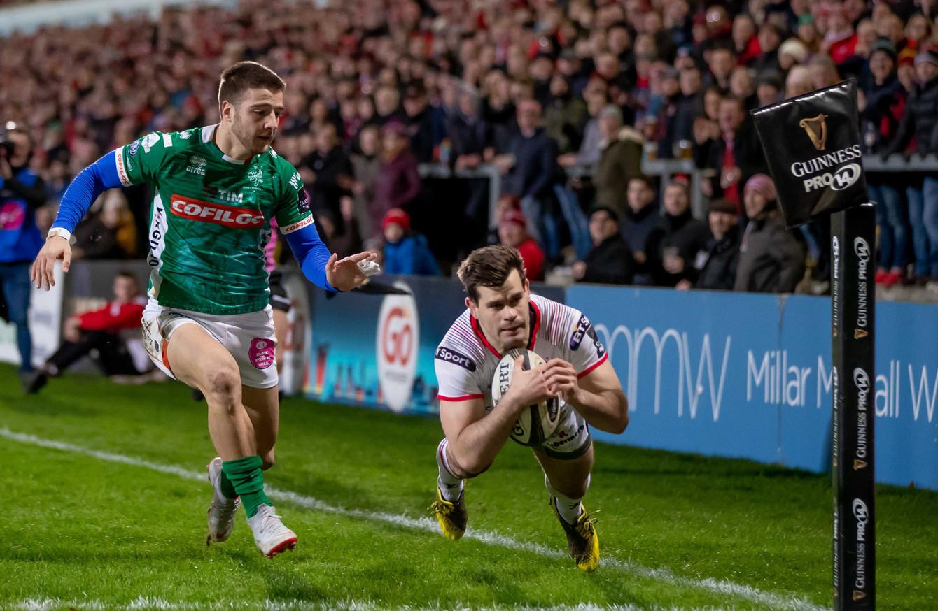 Ulster Rugby Lad meets… Louis Ludik