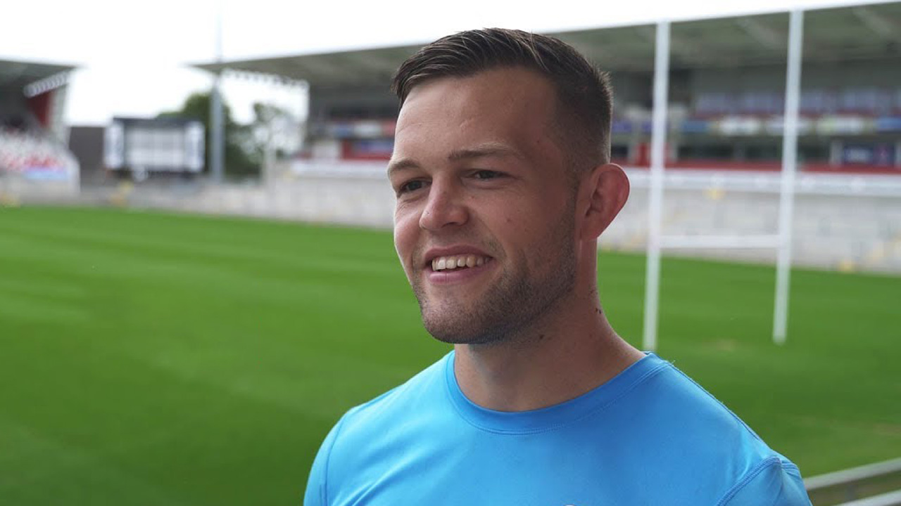 Alan O'Connor discusses pre-season training, his brother joining Ulster and expectations for the season.