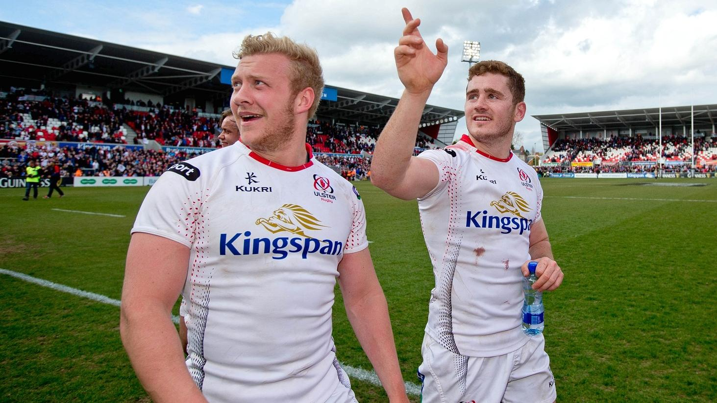 Ulster Rugby Lad meets… Paddy Jackson