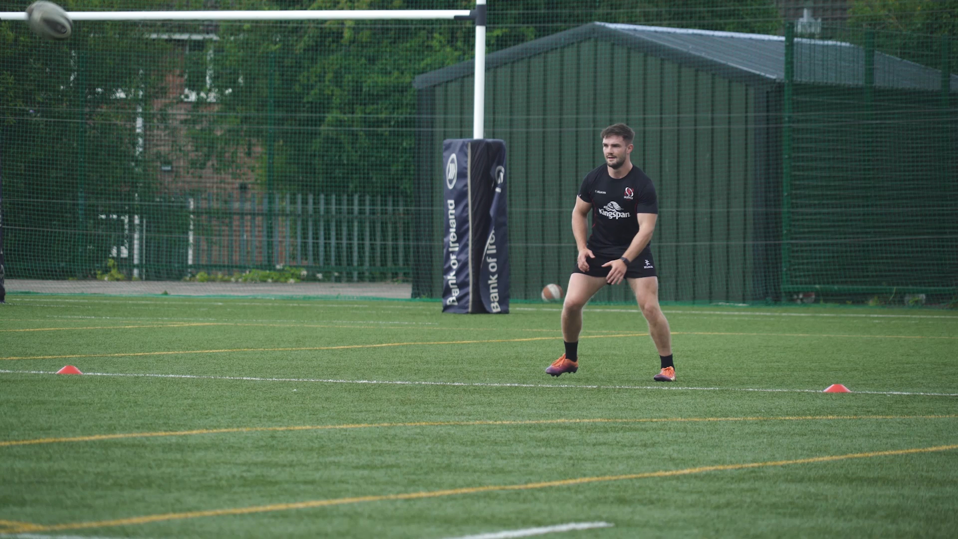 Ulster Rugby Lad meets… Bill Johnston