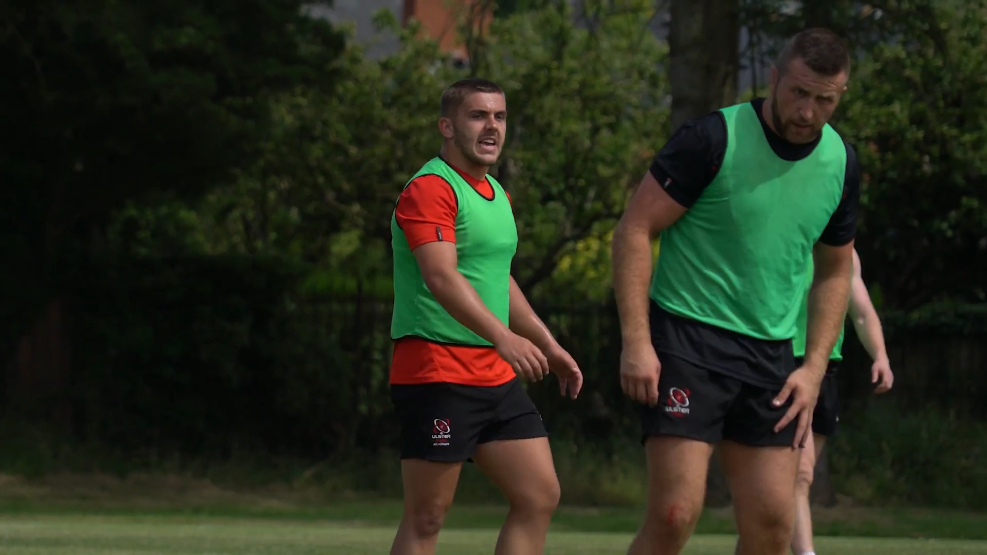 Ulster Rugby Lad meets… Adam McBurney