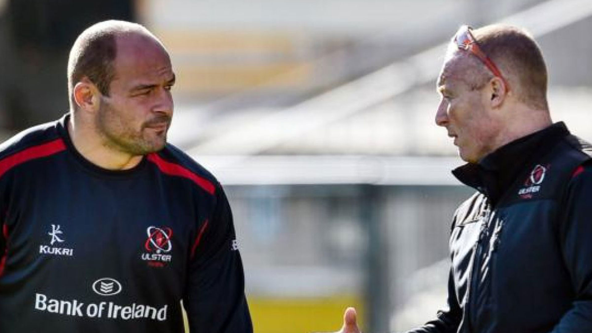Ulster Rugby Lad meets… Neil Doak