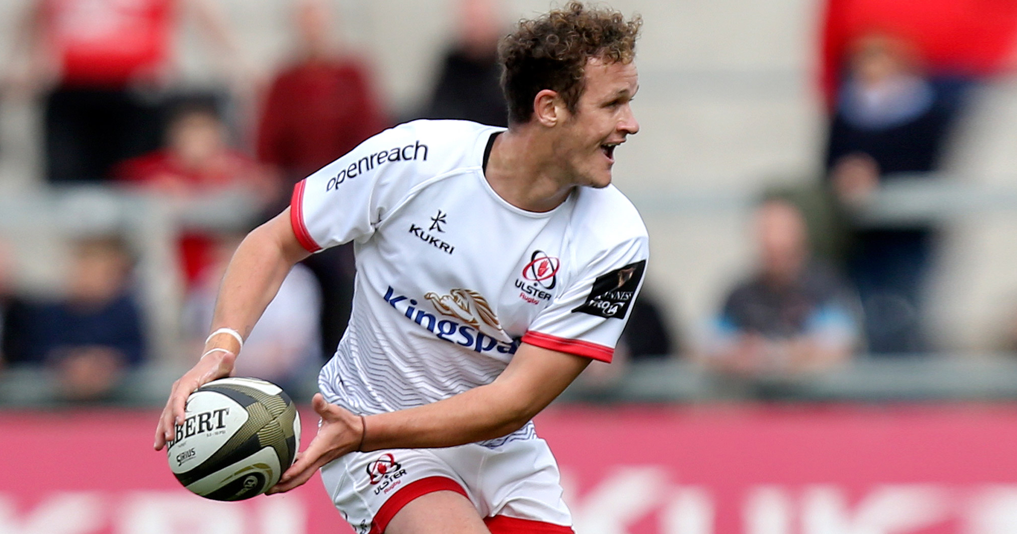 Ulster Rugby Lad Meets… Billy Burns