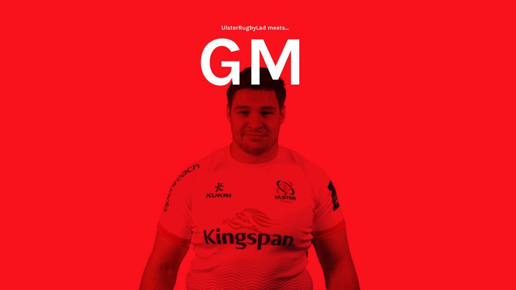 Ulster Rugby Lad Meets… Gareth Milasinovich