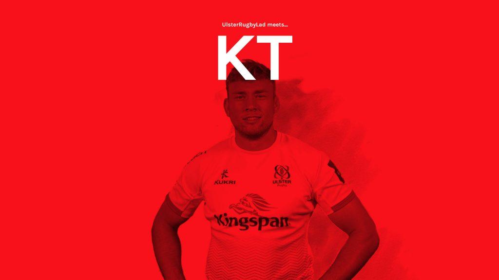 Ulster Rugby Lad Meets… Kieran Treadwell