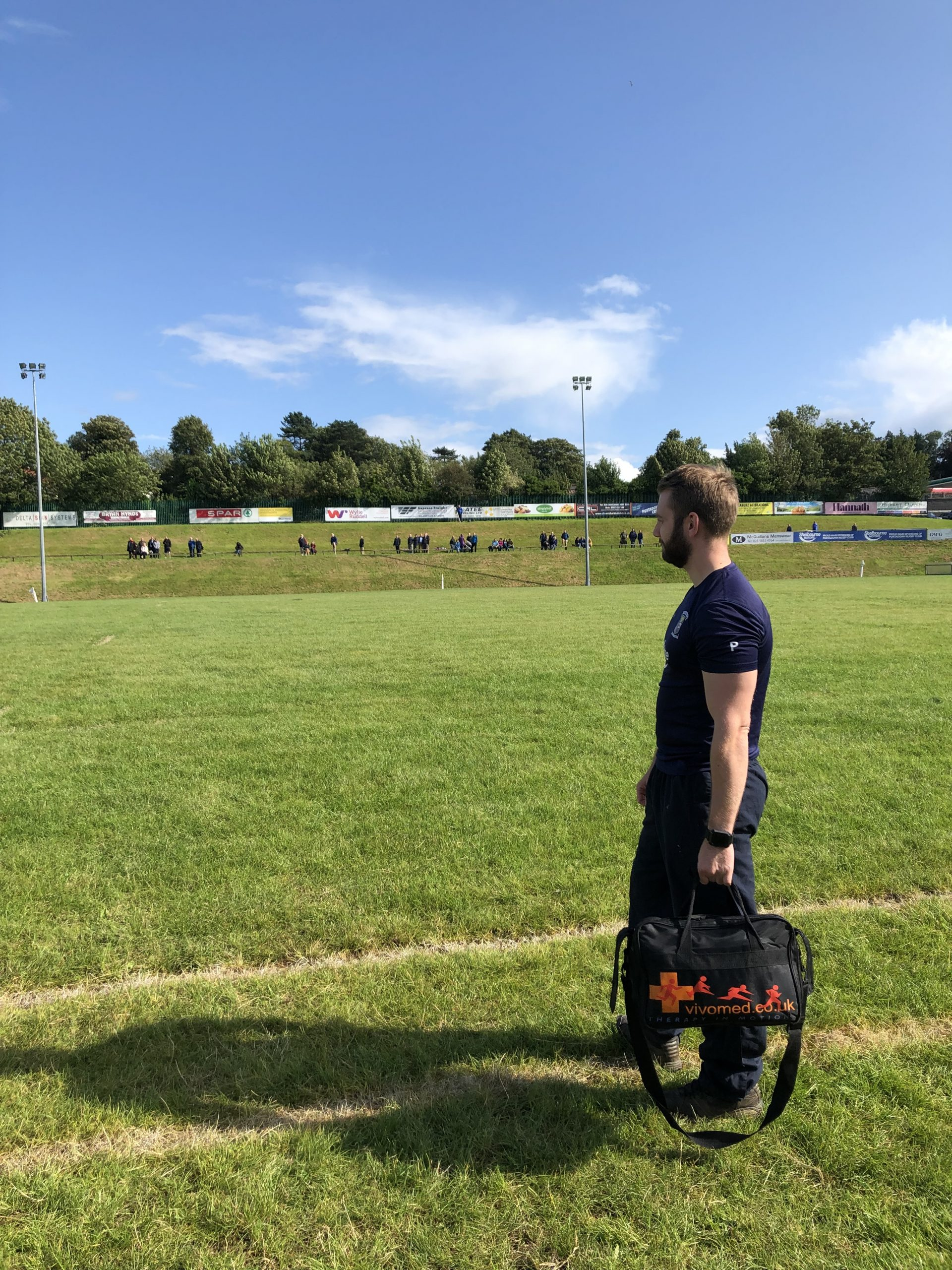 Tales from a Rugby Physio